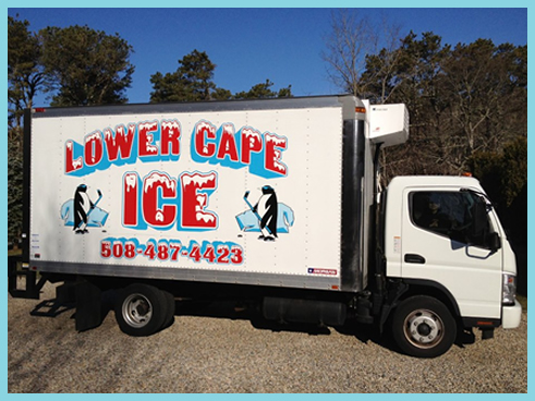 Lower Cape Ice